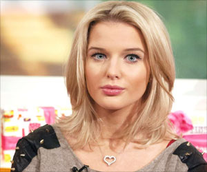 Helen Flanagan Gorging on 'Sour' Ice Lollies to Beat Morning Sickness