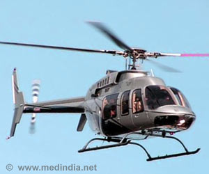 Tamil Nadu to Set Up Helicopter Ambulance Service Soon