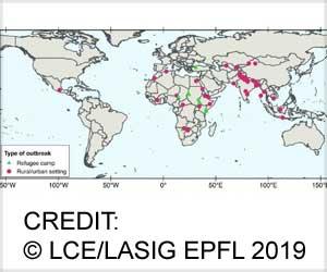 Hepatitis E: High-risk Areas Mapped