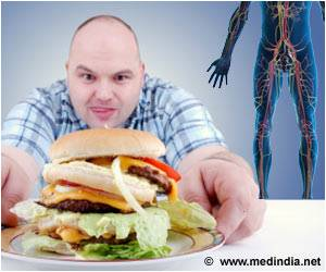 High Fat Diet Destroys Arteries Early
