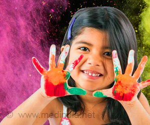 Holi Tips for Your Little One!