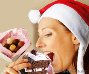 Holiday Weight Gain can be Reduced With Healthy Lifestyle