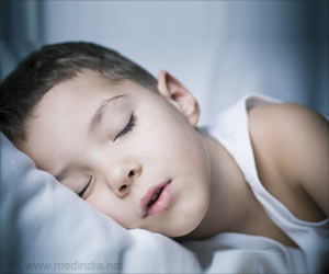 Sleep Deprivation Affects Children's Brains