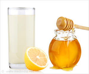 Honey and Lemon are Good for Cough