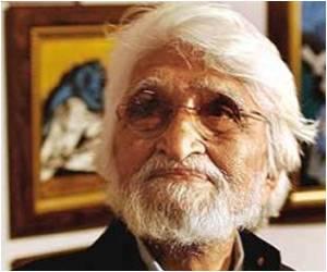 MF Husain Dies in Exile