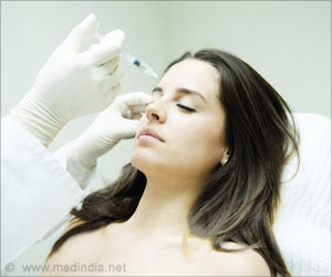 Cosmetic Treatment Uses Client's Blood To Rejuvenate Skin