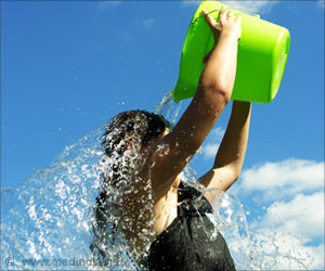 Ice Bucket Challenge Raises Funds For Breakthrough Gene Discovery In Amyotrophic Lateral Sclerosis(ALS)