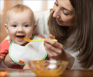 Current Guidelines for Introducing Solid Foods to Babies may Lead to Unhealthy Weight