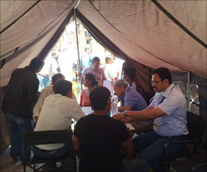 Max Healthcare provides Commodities, Healthcare Services to Nepal Quake Victims