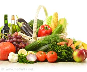 Eating More Fruits and Vegetables Helps to Reduce Risk of Depression