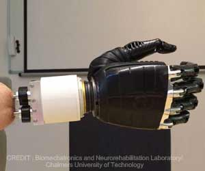 New Artificial Joint Offers More Natural Wrist-like Movements to Forearm Amputees