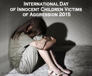 International Day of Innocent Children Victims of Aggression 2015