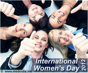 International Women's Day 2012 -