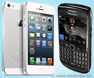 BlackBerry Vs. IPhone - There Is a Winner, For Your Health!