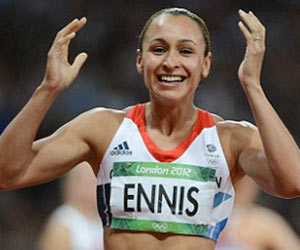 Want Abs Like Jessica Ennis? New 'Magic Patch' Claims to Give You Similar Abs