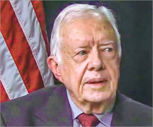 Former American President Jimmy Carter is Now 'cancer-Free'