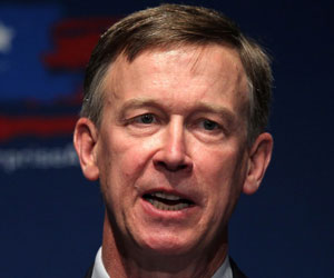 Governor of Colorado – Hickenlooper Wants Medicaid Expansion