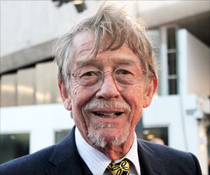 Queen Elizabeth II Awards John Hurt With Knighthood For Services To Drama