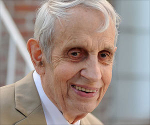 John Nash, Who Inspired Oscar-Winning Film �A Beautiful Mind,� Wife, Killed In a Car Crash