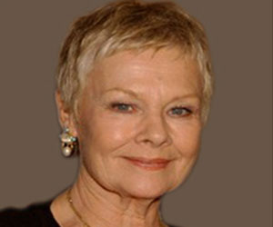 I Am Not Going Blind: Judi Dench