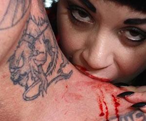 Meet the Vampire Mum Who Drinks Human Blood