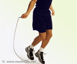 Jumping Rope may Help you Curb Hunger Pangs: New Study
