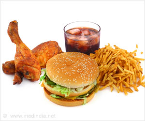 Fatty Junk Food Intake Affects Brain Function