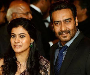Kajol, Ajay and Tanisha Marathon Together: