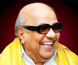 DMK President K. Karunanidhi Stabilized After Being Treated for Dehydration