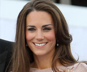 Duchess Kate Tops List for Best Celebrity Body