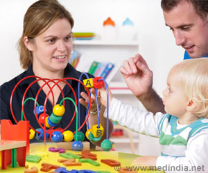 Electronic Toys More Likely to Hamper Verbal Communication of Parents and Infants