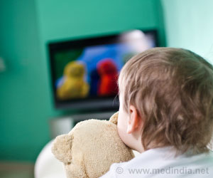 Parent's Viewing Habits Connected to Child's TV Time