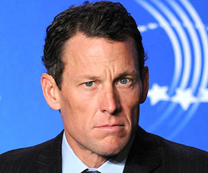 Disgraced Cyclist Lance Armstrong's Biopic in the Pipeline