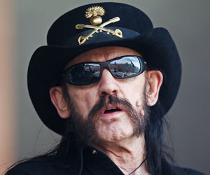 Hard-Rock Hero Lemmy Kilmister Dies Of Cancer At 70