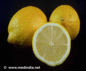 Refreshing Lemon Scent can Make You Feel Slim