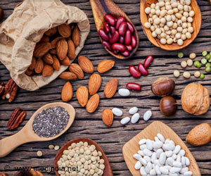 Legumes, Nuts, Kale are as Good As Meat For Muscle Building