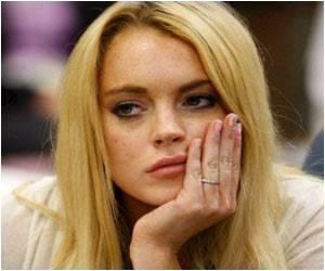 Lindsay Lohan Faces Jail Again Over Failed Drug Test