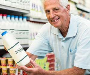 How can Dairy Products Improve Bone Health in Older Adults?