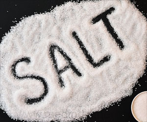 High Salt Intake Affects Growth Of Gut Bacteria