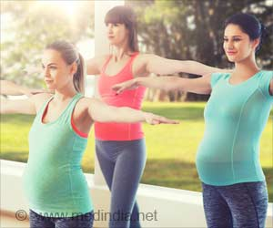 Exercising Moms-to-be May Protect Their Children from Obesity