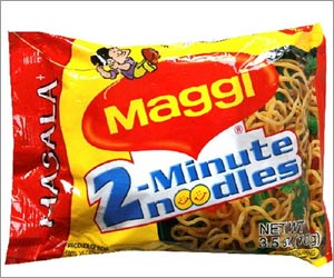 Health Department of Haryana State Orders Testing of Nestle�s Maggi 2-Minute Noodles