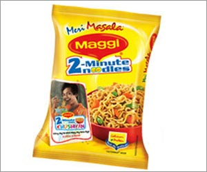 Why Should Kids Have Maggi Noodles with Lead?