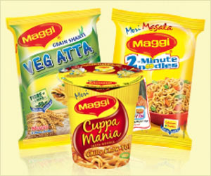 The Maggi Way of Life: The Story of India's Favorite Two Minute Noodles