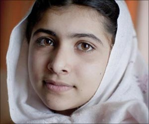 Women's Human Rights Award Presented to Malala Yousafzai