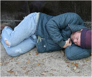 Study Says 85 Percent of Homeless People Have Chronic Health Conditions