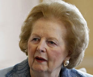 Late Margaret Thatcher Voted No.1 Prime Minister of Britain Till Date