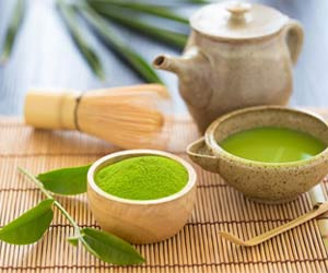 Japanese Matcha Tea Reduces Anxiety