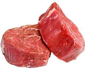 Nutrition Labels on Raw Meat Packages