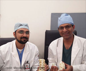 Successful Implantation of a 3-D Printed Vertebrae by Indian Surgeons