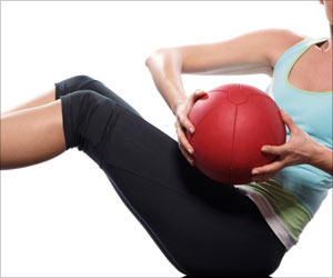 Medicine Ball, the Age-old Gym Equipment, is The Ultimate Body-Toning Tool